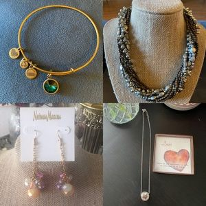 BUNDLE (LOT) of Jewelry (4 pieces)!